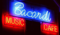 Bacardi Music Café in Siófok