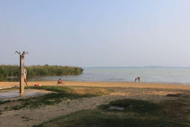 Gyenesdias - Familien-Urlaub am Balaton Nordufer