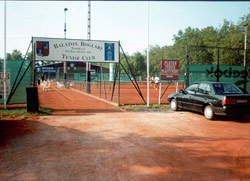 Tennisclub in Balatonboglár