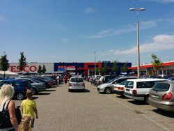 Tesco in Balatonboglár